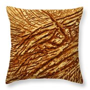Ancient Thoughts - Tile Throw Pillow