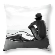 And At Others Throw Pillow