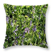 And The Few Throw Pillow