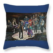 And The Melody Still Lingers On Throw Pillow