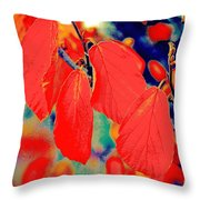 And Then Everything Changed Throw Pillow