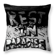 And This Is It Throw Pillow