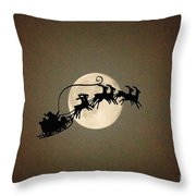 And To All A Good Night Throw Pillow
