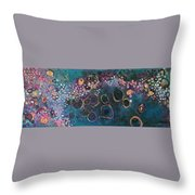 And Yet You Are Loved Throw Pillow