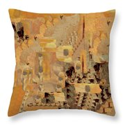 Andalusian Adventure Throw Pillow