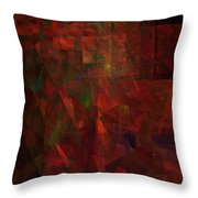 Andee Design Abstract 135 2017 Throw Pillow