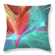 Andee Design Abstract 136 2017 Throw Pillow