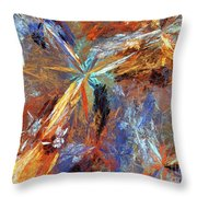 Andee Design Abstract 15 2018 Throw Pillow
