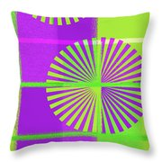Andee Design Abstract 5 Of The 2016 Collection  Throw Pillow by Andee Design