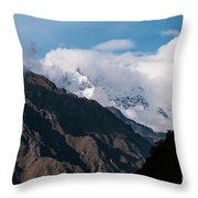 Andes Throw Pillow