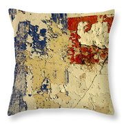 Andre Rublev Homage Coolidge Arizona 2004 Throw Pillow
