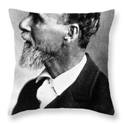 Andrew Taylor Still, American Father Throw Pillow