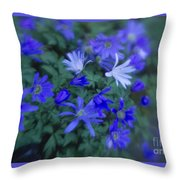 Anemones 1 Throw Pillow