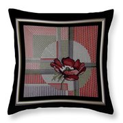 Anemonie Throw Pillow