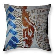 Angel 6 Throw Pillow