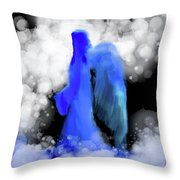 Angel #621 Throw Pillow
