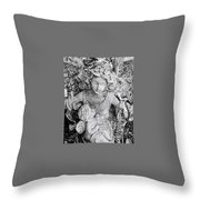 Angel And Child Throw Pillow