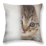 Angel Came To You  Throw Pillow