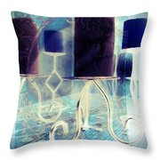 Angel Exposed 1 Throw Pillow