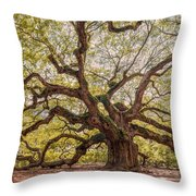 Angel Limbs  Throw Pillow