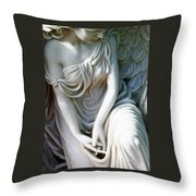 Angel Series Throw Pillow
