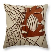 Angelica - Tile Throw Pillow