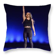 Angels 10 Throw Pillow