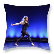 Angels 19 Throw Pillow
