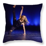 Angels 7 Throw Pillow