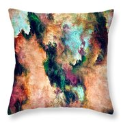 Angels And Demons Throw Pillow