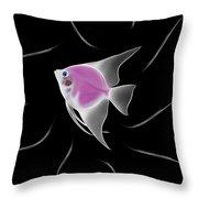 Angenolius V1 - Digital Artwork Throw Pillow
