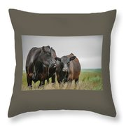 Angus Pair Throw Pillow