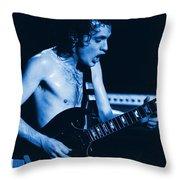 Angus Shreds Spokane 2 Throw Pillow