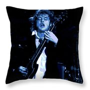 Angus The Problem Child In Spokane Throw Pillow