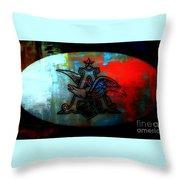 Anheuser-busch 2 Throw Pillow