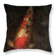 Animal - Fish - Kingyo Throw Pillow