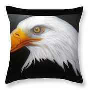 Animal- Eagle Throw Pillow