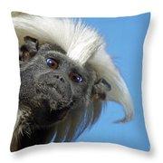 Animals 58 Throw Pillow