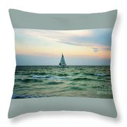 Anna Marie Island Throw Pillow