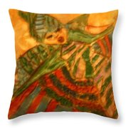 Anne - Tile Throw Pillow