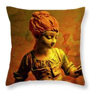 Anne Of Green Gables IIi Throw Pillow