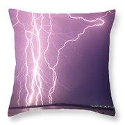 Anomaly Throw Pillow