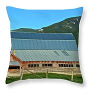 Another Angle Throw Pillow