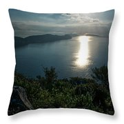 Another Beautiful Day. Throw Pillow