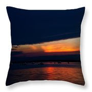 Another Day Down Throw Pillow
