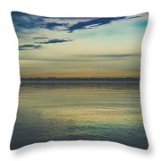 Another Day, In Another Life Throw Pillow