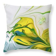 Another Day Of Sunshine Throw Pillow