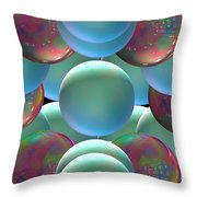 Another Direction Throw Pillow