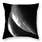 Another Kind Of Moon Throw Pillow