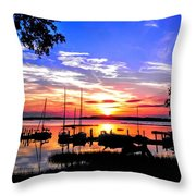 Another Of His Infinate Masterpieces Throw Pillow